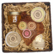 fireweed honey gift basket