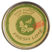 fireweed honey lip balm