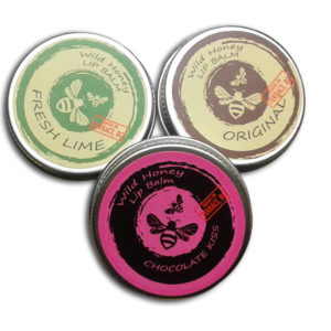 lip balm bundle of three