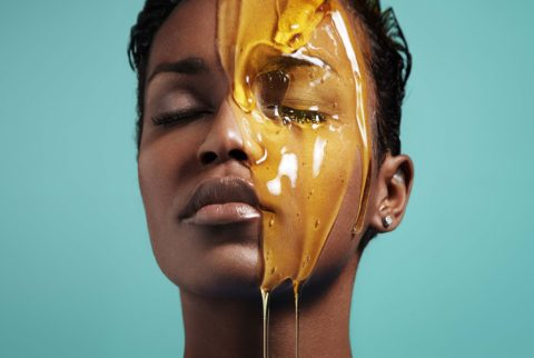 If you're looking for the best in nourishing skin care, take raw honey…