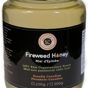 fireweed honey 500