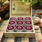 fireweed honey lip balm box